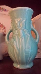 Aqua vase