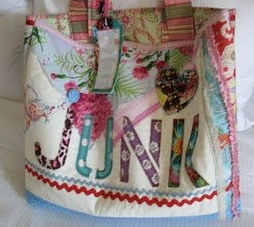 Junk Bag sewn by S. Macera