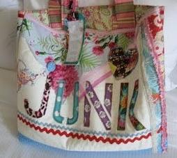 Junk Bag sewn by S. Macera