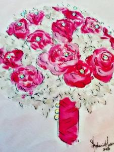 floral bouquet 2016