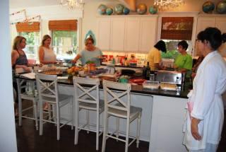 White, bright kitchen Whatever Craft House 2016